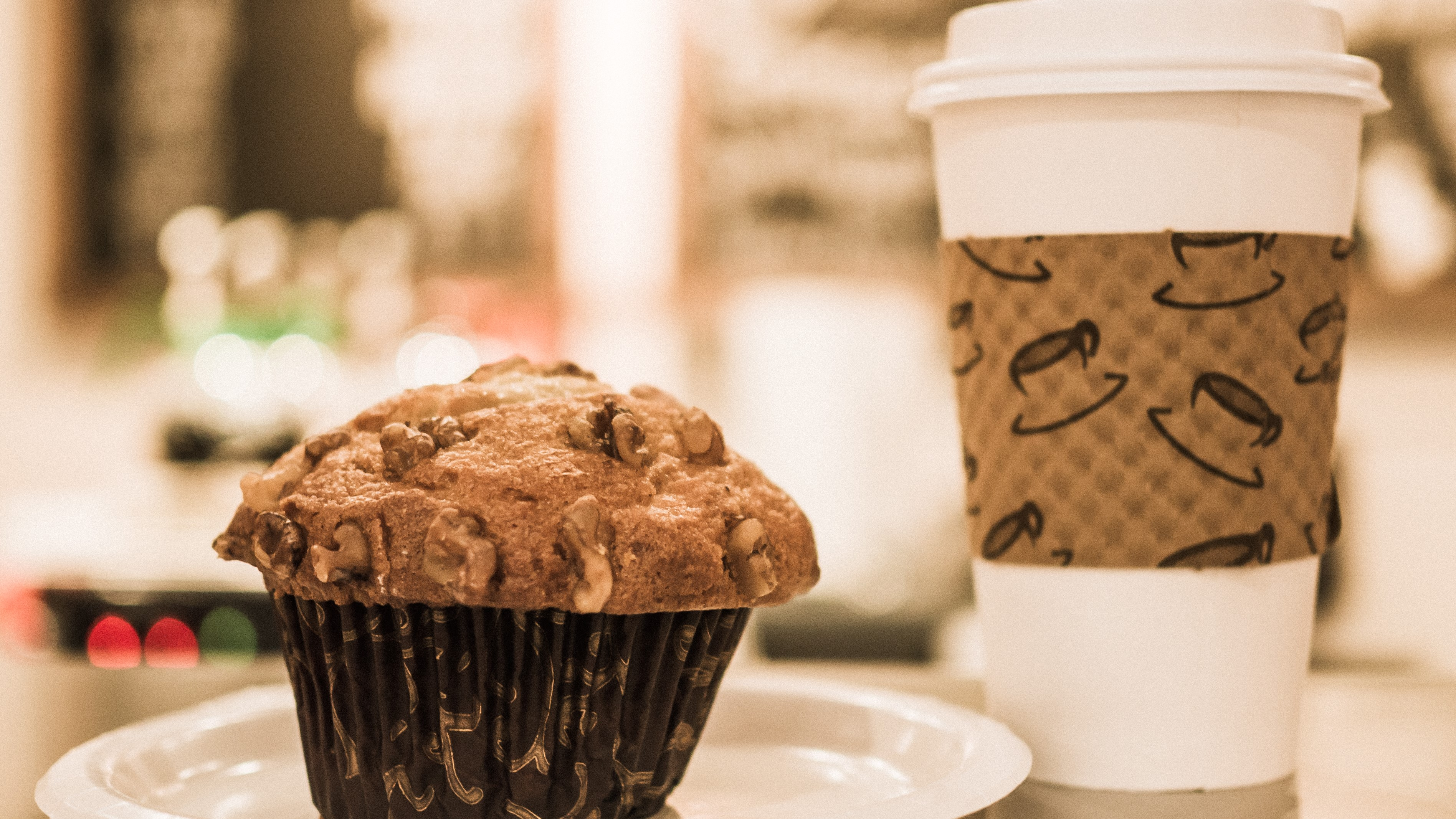 Coffee & A Muffin